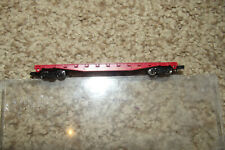 Sf 90124. N Scale Flatcar. Con-Cor Brand