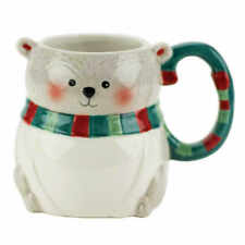 Boston Warehouse 18 Oz Polar Bear Mug