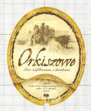 POLAND Browar Kormoran,Olsztyn Orkiszowe - beer label C1589