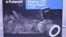 Polaroid LED Ringblitz für Olympus Digitalkameras