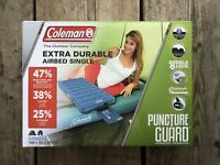 Coleman Extra Durable Airbed Single 2000031637