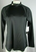 e251a3fa8 Pittsburgh Steelers NFL Women G-III LS Black XL Wicking Mock Turtleneck  Shirt