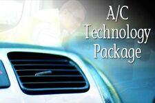 A/C Technology Package / Automotive Training / DVD / Manual / 224PKG