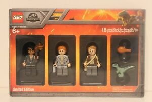 Lego 5005255 - Bricktober Jurassic World Minifiguren NEU & OVP