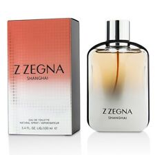 Ermenegildo Zegna Z Zegna Shanghai EDT Eau De Toilette Spray 100ml Mens Cologne