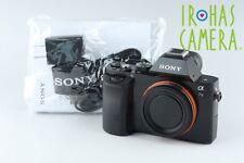 Sony Alpha a7S Digital Camera In Black #13654D4