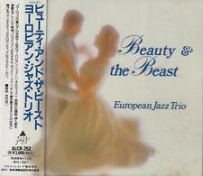 EUROPEAN JAZZ TRIO - BEAUTY & THE BEAST. JAPAN