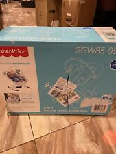 Fisher price 2 in 1 Soothe N Play Glider Plus Ggw85-9993 removable seat New