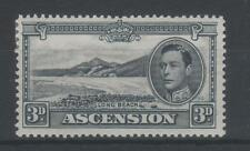 Hinge Remaining Ascension Island Stamps