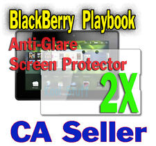 2X Anti-Glare Screen Protector BlackBerry PlayBook