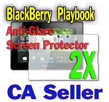 2X Anti-Glare Screen Protector BlackBerry PlayBook