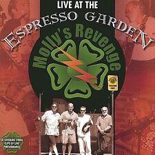 MOLLY'S REVENGE  -  Live At The Espresso Garden  -  CD