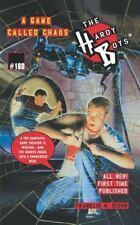 Hardy Boys Ser.: A Game Called Chaos 160 by Franklin W. Dixon (2000, Paperback)