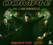Oomph! Brennende Liebe (2004, feat. L'Âme Immortelle) [Maxi-CD]