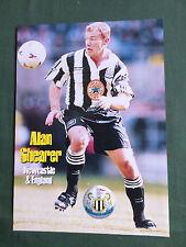 Alan Shearer-Newcastle & Inghilterra - 1 PAGINE FOTO-RITAGLIO/Taglio