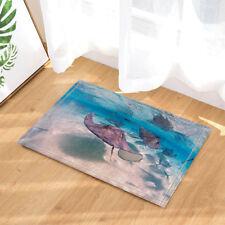 Door Mat Bathroom Rug Bedtoom Carpet Bath Mats Rug Non-Slip Manta rays 40*60cm