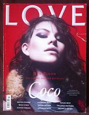 COCO SUMNER UK Love Magazine #2 Autumn/Winter 2009 Taylor Swift, Kristen Stewart