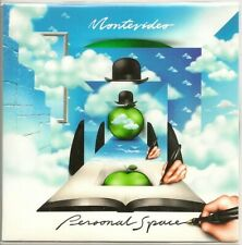 MONTEVIDEO - PERSONAL SPACE - PROMO CARDSLEEVE CD ALBUM FRANCE