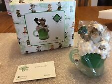 """Charming Tails """"A Toast To Luck"""" Dean Griff Nib"""