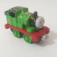 Wooden Percy, Take n Play Along, Thomas and Friends Tank Engine Mattel