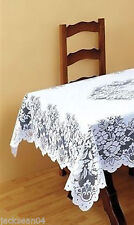 Lace Square Tablecloths