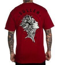 Sullen Art Collective Clothing T-Shirt - Sparrow Throne Tattoo Königin