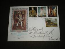 1968 GB Stamps BRITISH PAINTINGS PHILART FDC With TAUNTON - SOMERSET Cancel