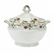 3L Suppenschüssel + Deckel aus Porzellan Terrine Suppenterrine Vase Schüssel 3 L