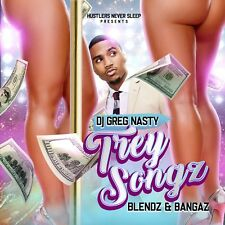 "DJ Greg Nasty -  ""Trey Songz Blendz & Bangers"" mixtape"