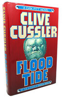 Clive Cussler FLOOD TIDE  1st Edition 1st Printing