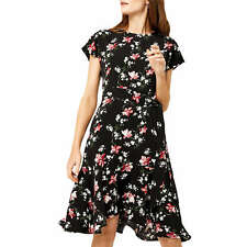 BNWT Warehouse Constantine Floral Print Evening Occasion Day Dress Size 12 NEW