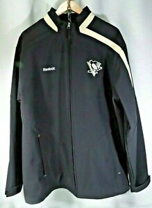 Reebok NHL Center Ice Authentic Apparel Pittsburgh Penguins 2XL Jacket