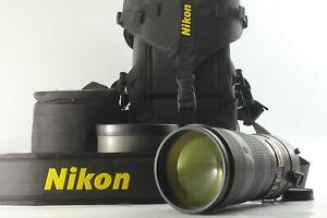 [MINT] Nikon AF-S NIKKOR 300mm F/2.8 G VR IF-ED N VR Lens Hood Case Japan