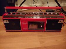 VINTAGE REALISTIC SCR-30 AM-FM STEREO RADIO CASSETTE