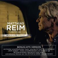 MATTHIAS REIM - METEOR-BONUS-HITS VERSION   CD NEU