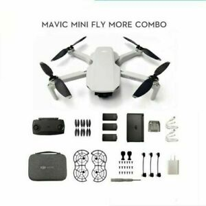 DJI Mavic Mini Fly More combo - Drone with 2.7K Camera