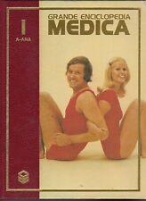 GRANDE ENCICLOPEDIA MEDICA CURCIO - 1 - A-ANA