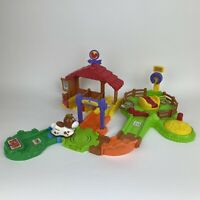 VTech Go! Go! Smart Animals Gallop & Go Stable - Toot Toot Equestrian Playset