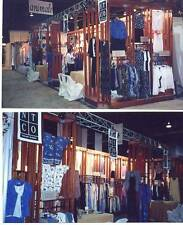 Trade Show Booth Retail Fixtures Drastic Reduction