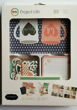 Project Life 80 Piece set by Jen Hadfield Becky Higgins