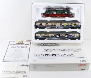 Märklin 2872 Zugset Pop Train 95 mit E 04 01 und Zertifikat