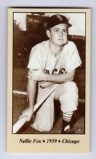 Nellie Fox '59 Chicago White Sox MVP season Tobacco Road series #33