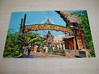 Vintage Disneyland Anaheim Postcard ADVENTURELAND ENTRANCE B-1 MINT Post Card