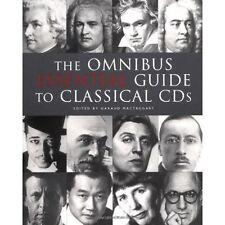 Omnibus Book of Essential Classical CDs, New, Wagner, David, MacTaggart, Geraud