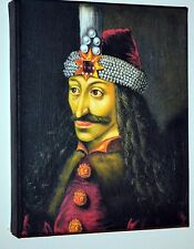 Vlad the Impaler 8x10 Canvas Wrap with Embellishment