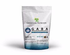 GABA GAMMA AMINOBUTYRIC ACID POWDER 300g Free World Shipping !!!