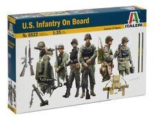 Italeri 1/35 U.S. Infantry on Board # 6522