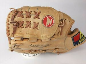 "Mizuno World Win GPT-5  Glove 12"" Professional Made in Japan - Left Hand Thrower"