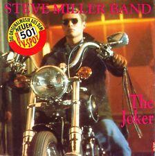 """7"""" Steve Miller Band – The Joker / Levis 501 // Germany 1989"""