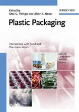 Plastic Packaging : Interactions with Food and Pharmaceuticals by Otto G....